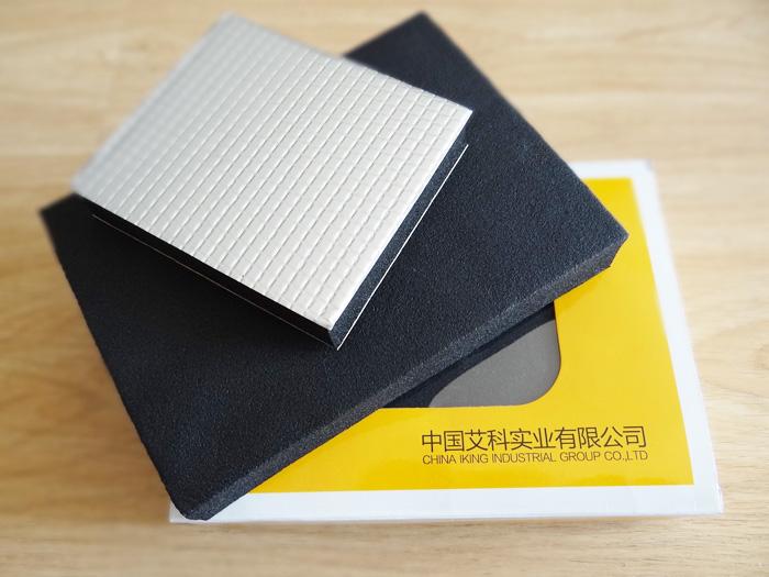 Elastomeric NBR PVC Rubber Foam Insulation Sheets_Langfang
